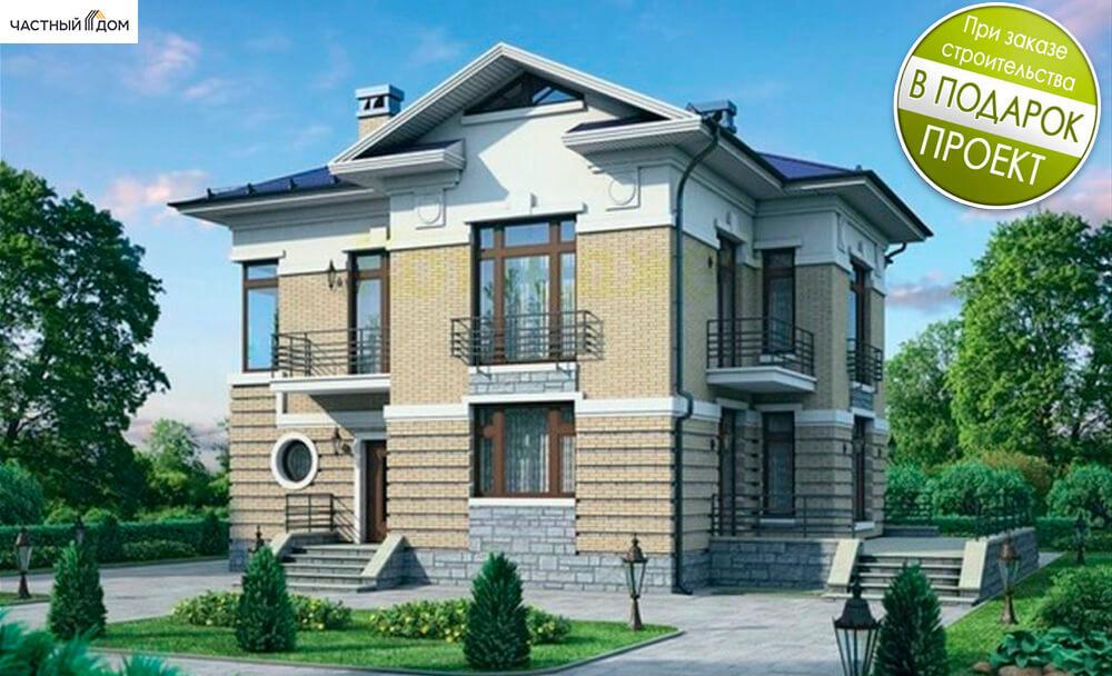 Проект дома 54-85
