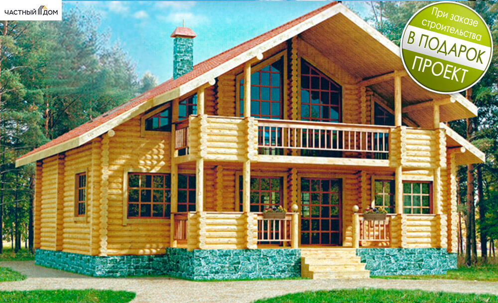 Проект дома 10-09