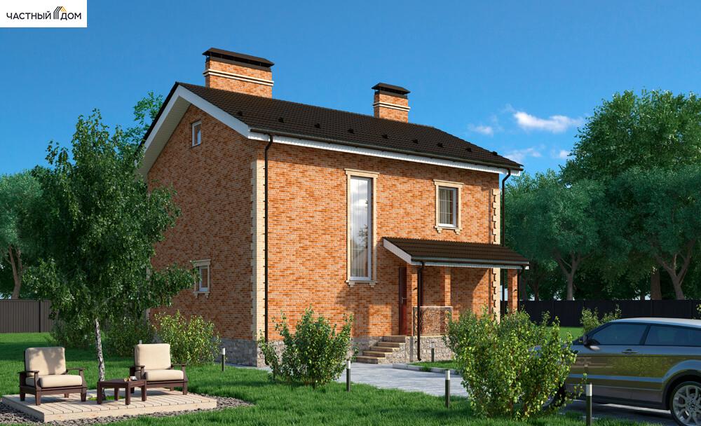 Проект дома 049-12