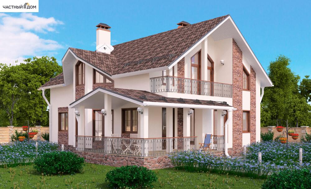 Проект дома 001-13