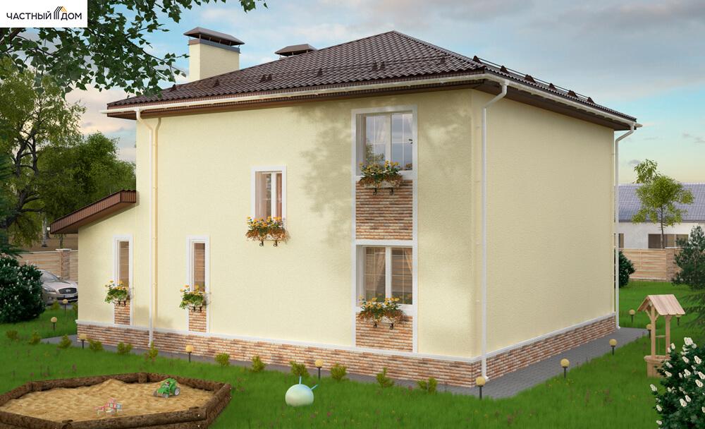 Проект дома 059-14