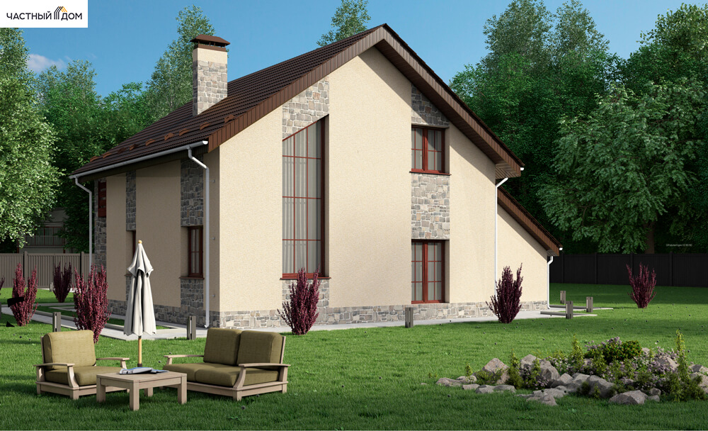 Проект дома 012-14