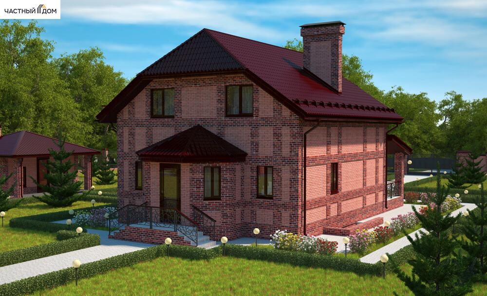 Проект дома 014-14