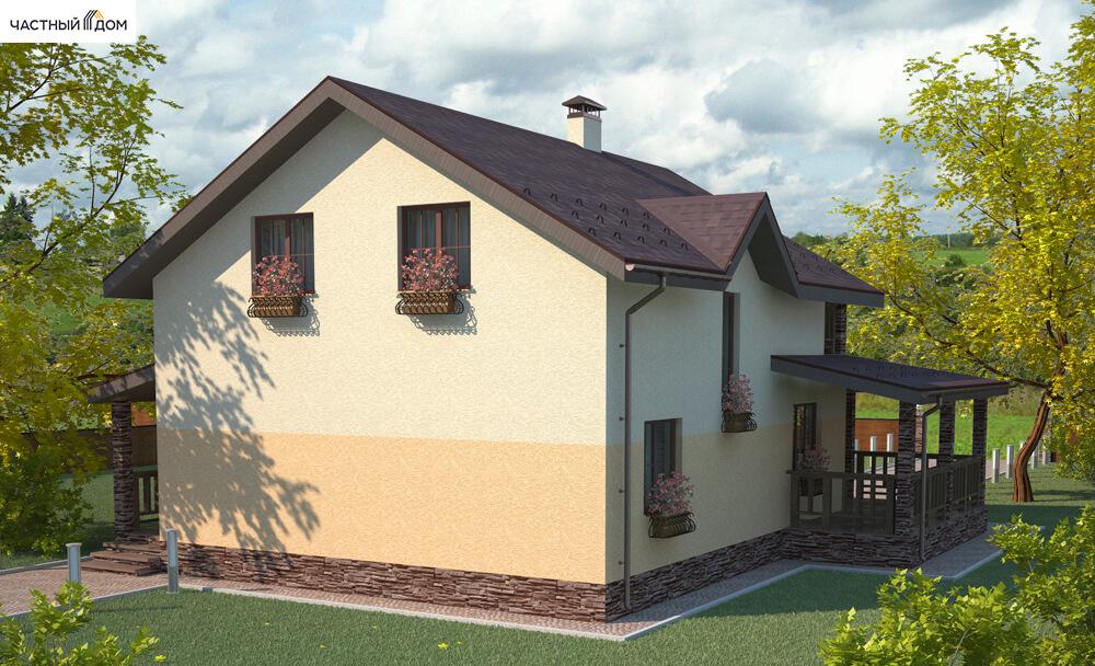 Проект дома 035-13