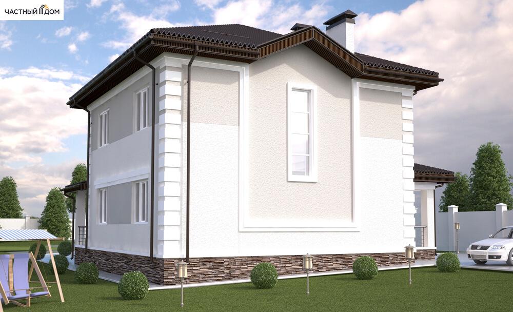 Проект дома 062-16