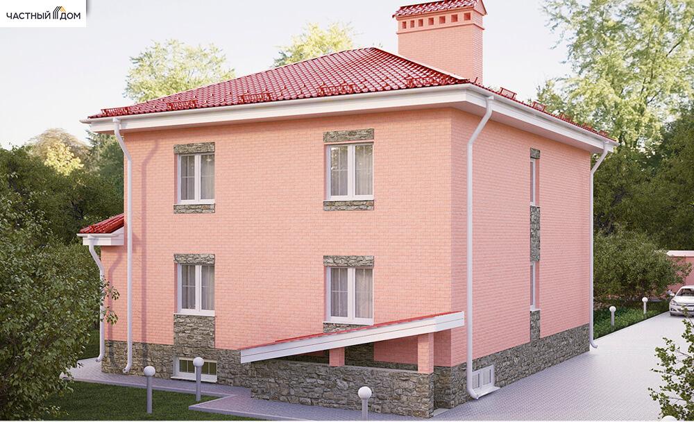 Проект дома 068-13