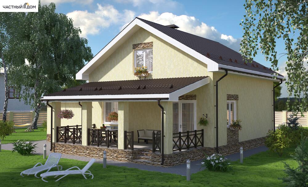 Проект дома 069-14
