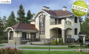 Проект дома 31-41