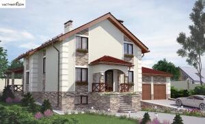 Проект дома 060-13