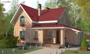 Проект дома 005-14