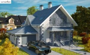 Проект дома 006-13
