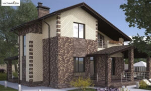 Проект дома 009-16