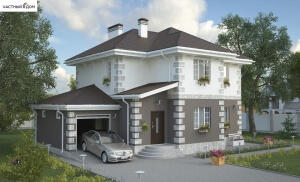 Проект дома 018-14