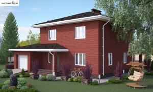 Проект дома 021-15