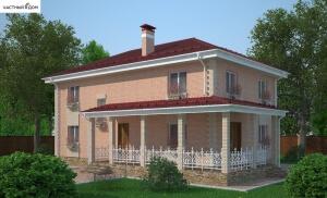 Проект дома 062-13
