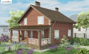 Проект дома 011-14
