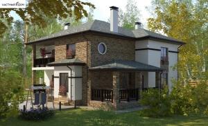 Проект дома 014-13