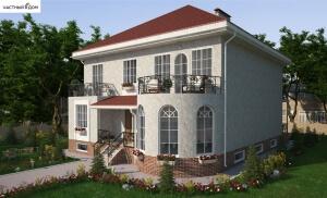 Проект дома 026-12