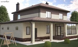 Проект дома 059-16