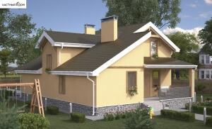 Проект дома 027-11